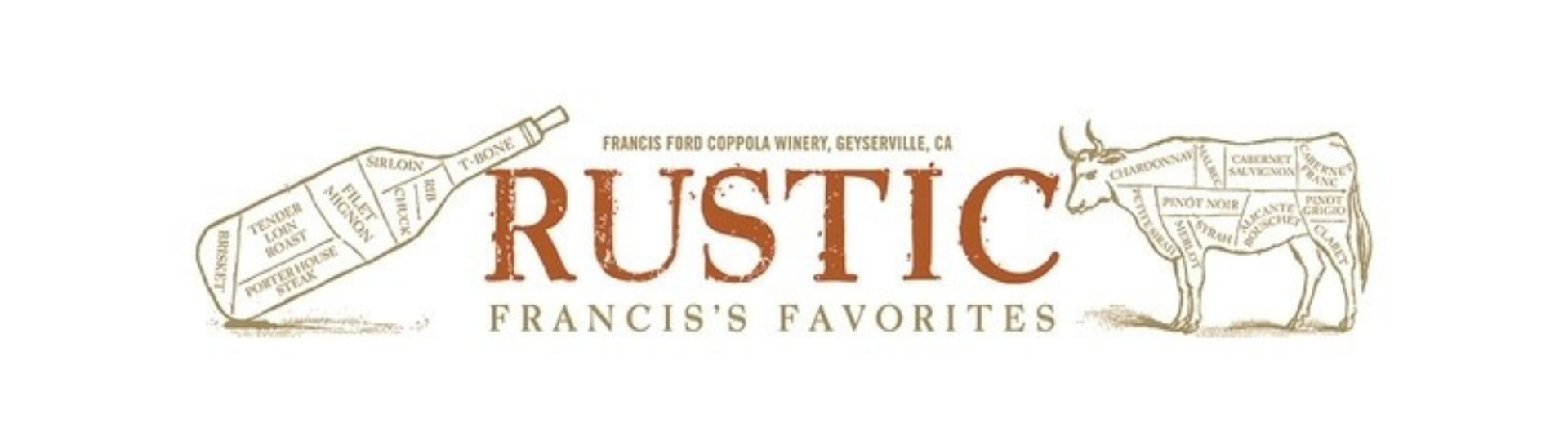 francis ford coppola winery, geyserville, ca, rustic, Francis's favorites
