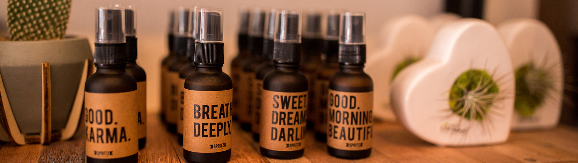 aromatic sprays