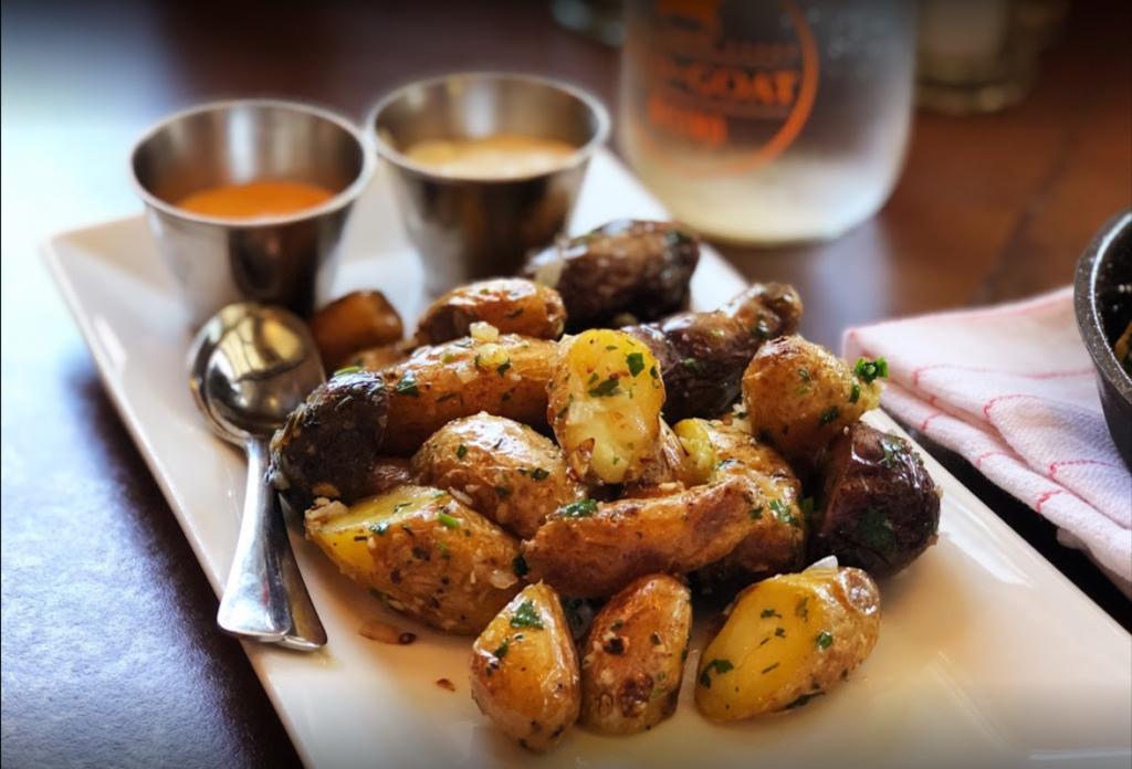 potatoes appetizer